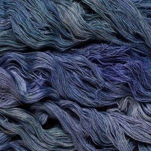 Malabrigo Silkpaca Azules