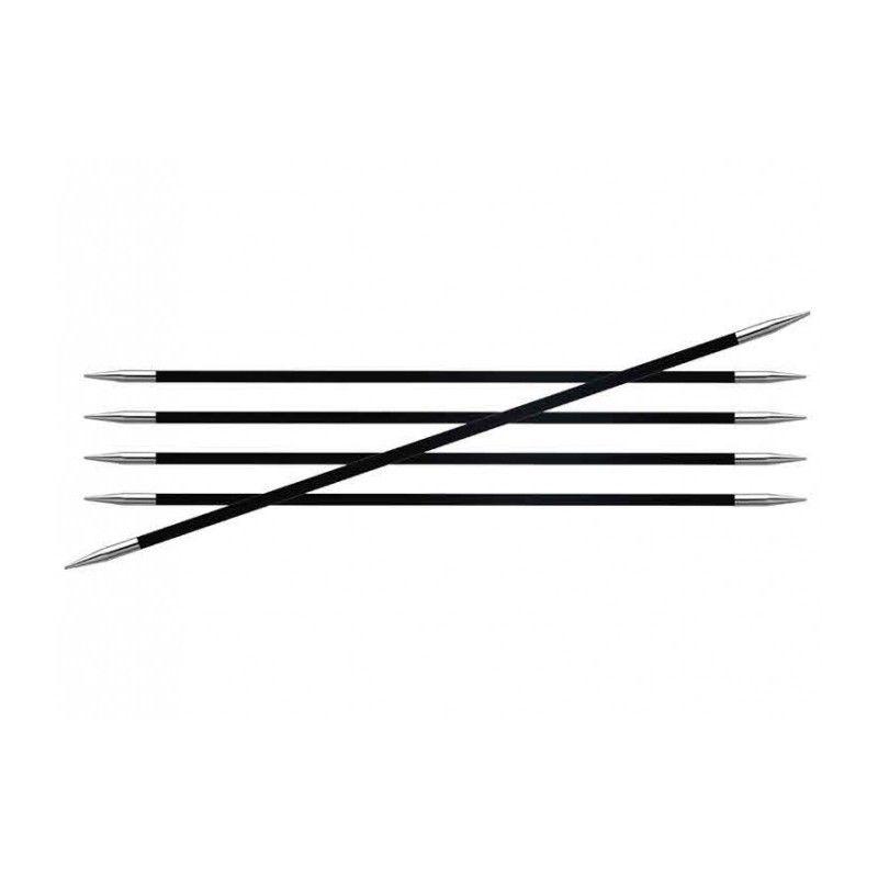 KnitPro Bamboo aguja juegos en el set 15 o 20 cm de largo