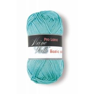 Pro Lana Basic Cotton 65 - Turquesa