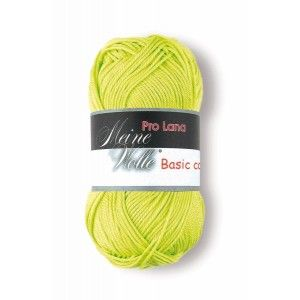 Pro Lana Basic Cotton 74 - Pistacho