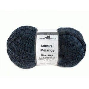 Admiral Unicolor Vintage Blue