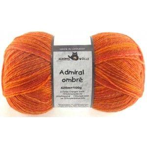 Admiral Ombre Orange Confit