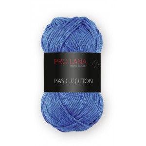 Pro Lana Basic Cotton 51 - Azul Profundo