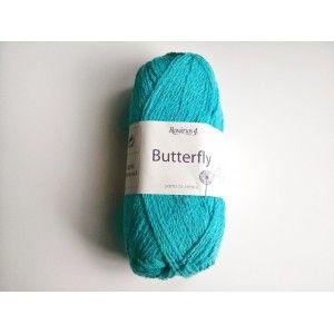 Butterfly Turquesa 27