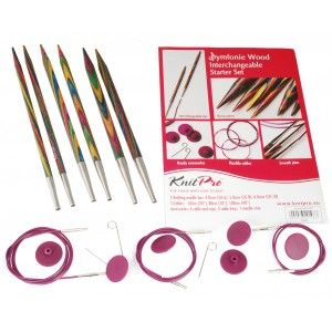 Symfonie Wood Interchangeable Starter Set