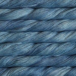 Malabrigo Silkpaca Bobby Blue