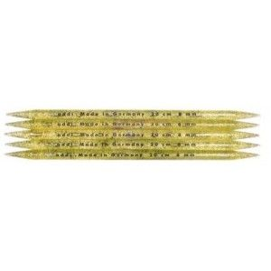 Addi DPN Cchampagner Needles 20 cm - by Request