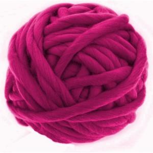 Merino XXL Leucht Pink