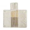 AddiClick Hook Bamboo Estuche
