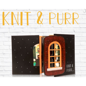 Knit and Purr / Strick & Schnurr Millennium Set 2018