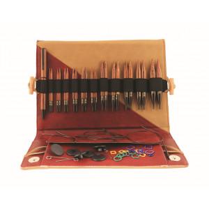 Knit Pro Ginger Set Deluxe Puntas Intercambiables cortas De Encargo