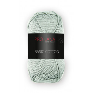 Pro Lana Basic Cotton 61 verde humo