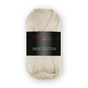 Pro Lana Basic Cotton 15 tostado