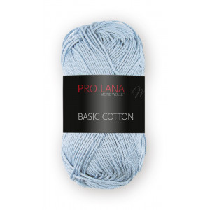 Pro Lana Basic Cotton 56 azul claro