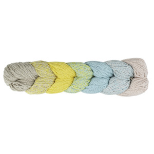 ROPE PLAIT pastel color