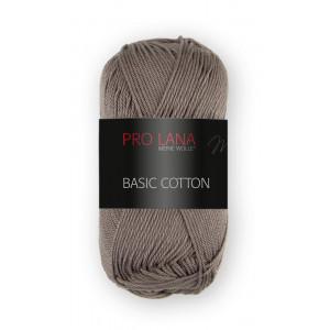 Pro Lana Basic Cotton 18 marron bronce