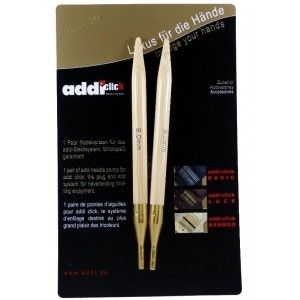 Addi Click Bamboo Needle Tips